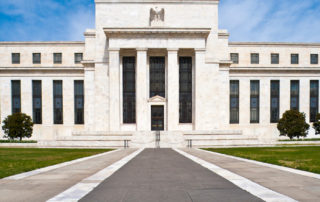 Featured Image: Federal Reserve Building